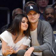 Ashton Kutcher et Mila Kunis : frère et soeur dans un film ou simple pub pour Entourage ?