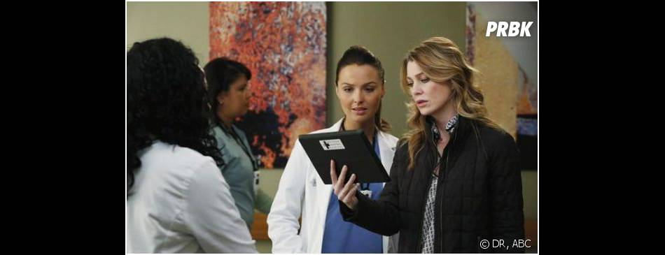 Grey's Anatomy saison 10, épisode 10 : Jo et Meredith