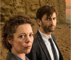 David Tennant dans le remake de la série anglaise Broadchurch