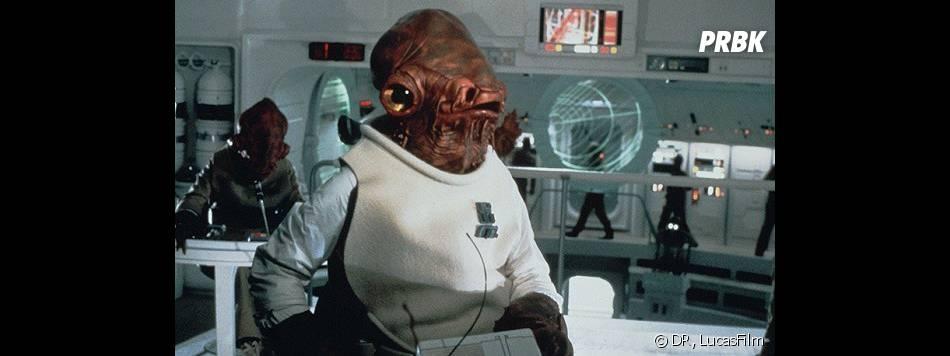 Star Wars 7 :Ackbar Gial au casting ?