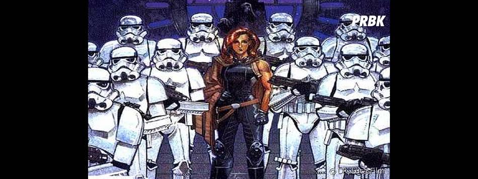 Star Wars 7 :Mara Jade au casting ?