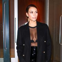 Kim Kardashian : mais pourquoi est-elle toujours à moitié nue ?