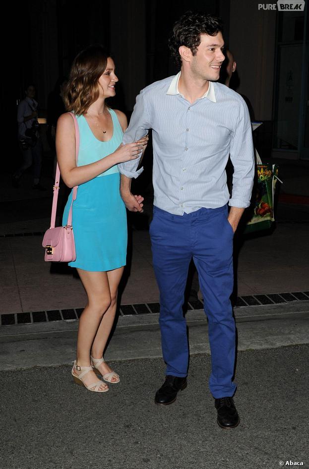 Leighton Meester et Adam Brody : le couple est fiancé