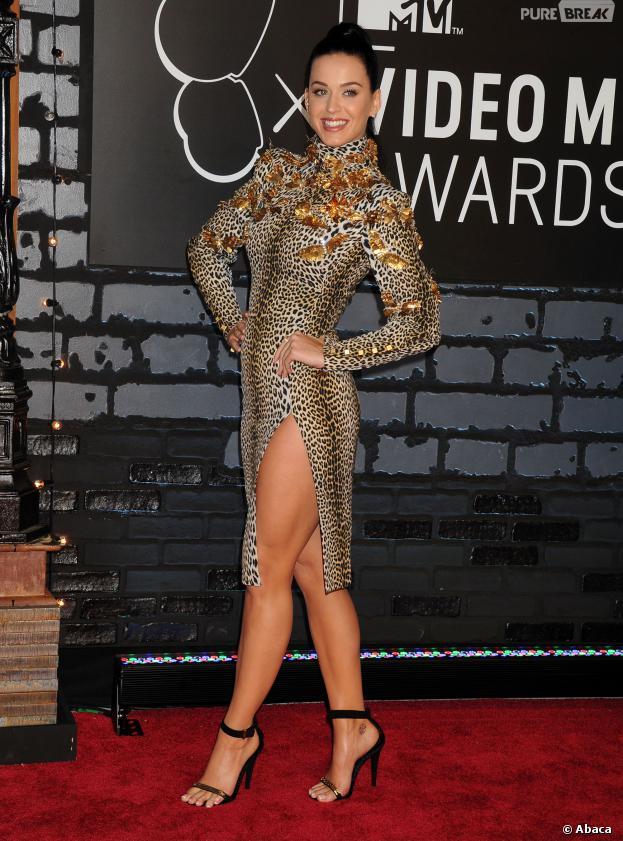 Katy Perry pèserait 60 kg