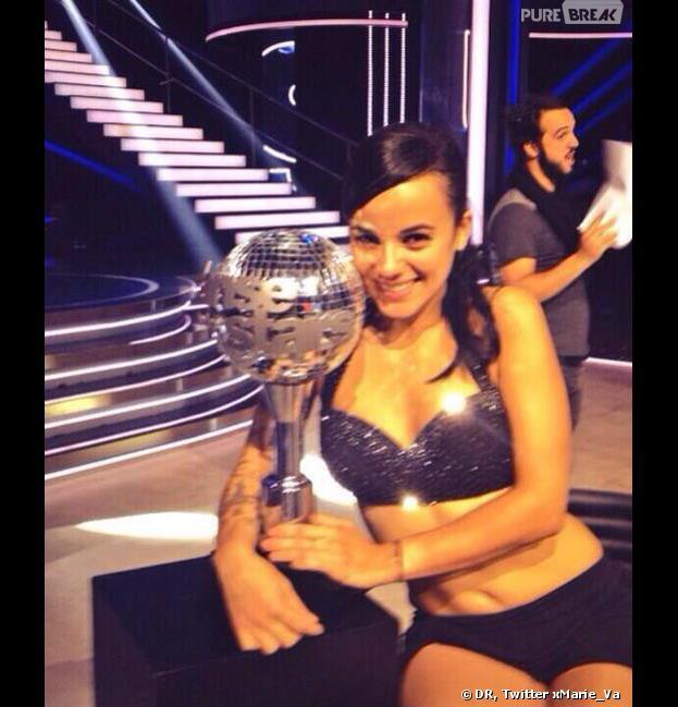 Alizée a remporté Danse Avec Les Stars 4