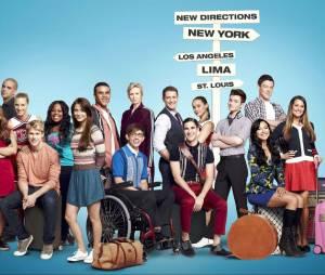 Glee : le cast fier d'Amber Riley, gagnante de Danse avec les stars US