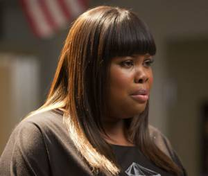 Glee : Amber Riley interprète le rôle de Mercedes