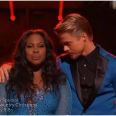 Amber Riley gagnante de Danse avec les stars US : le cast de Glee la félicite