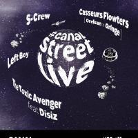Orelsan x Gringe, S-Crew, The Toxic Avenger ft Disiz réunis pour le #canalstreetlive