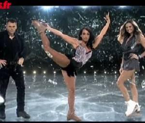 Norbert Tarayre et Clara Morgane dans la même équipe pour le Ice Show