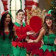 Glee saison 5, épisode 8 : Noël avant l'heure sur les photos