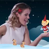 Lorie : Noël-Noël, le clip ultra-kitsch pour les fêtes