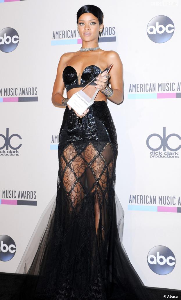 Les meilleurs looks de la semaine : Rihanna