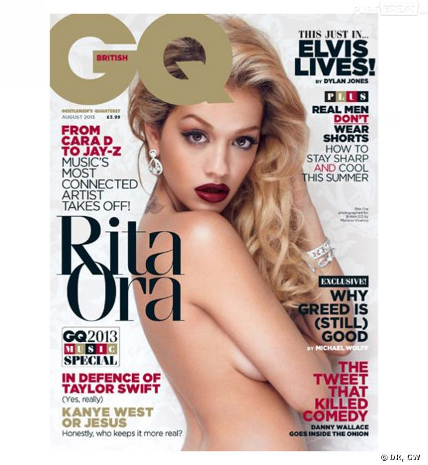 Rita Ora sera dans Fifty Shades of Grey