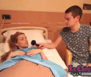 Secret Story 7 : la vidéo de l'opération des seins d'Alexia dévoilée
