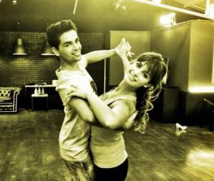 Danse avec les stars 4 : Laetitia Milot et son danseur Christophe Licata