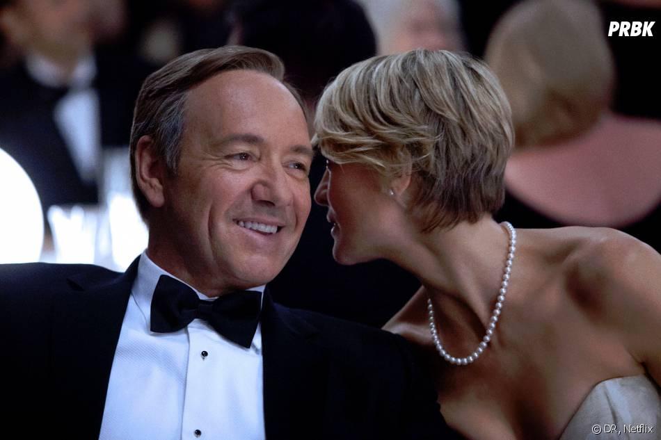 House of Cards saison 2 : Les Underwood en danger