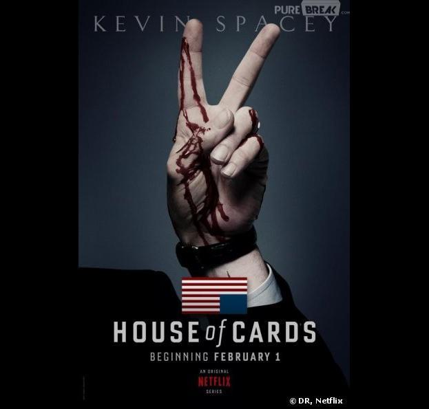 House of cards saison 2 premier teaser dévoilé par netflix