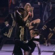 Taylor Swift : show sexy pour les nominations des Grammy Awards 2014