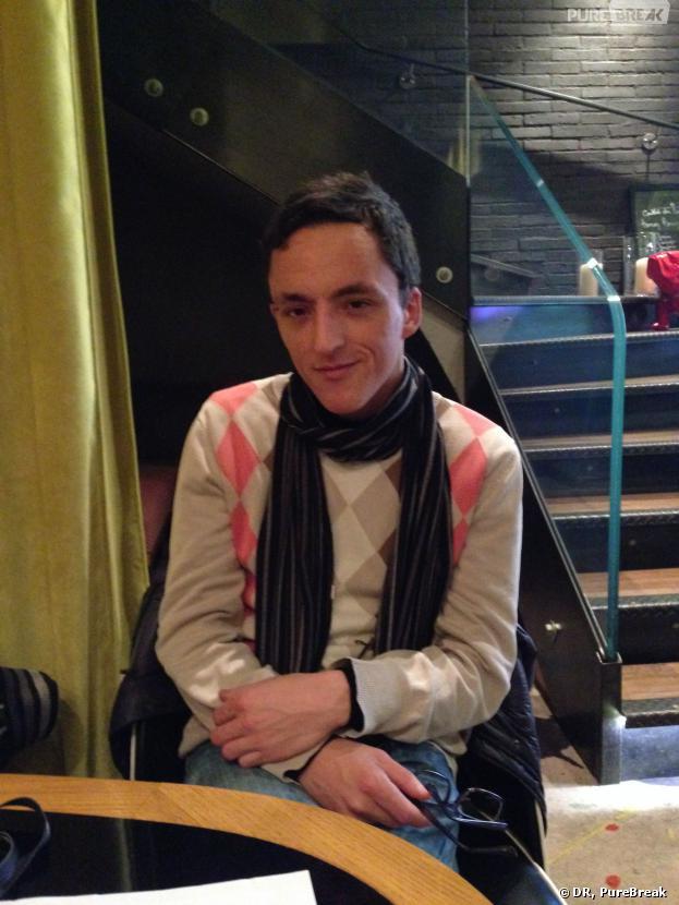 La Belle et ses princes 3 : Arthur en interview avec PureBreak