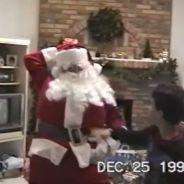 Le Père Noël, roi des fails ? Best of de ses moments de solitude en vidéo