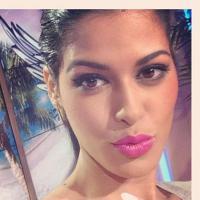 """Ayem Nour défend son """"fiancé"""" sur Twitter et s'attaque au Nouvel Obs"""
