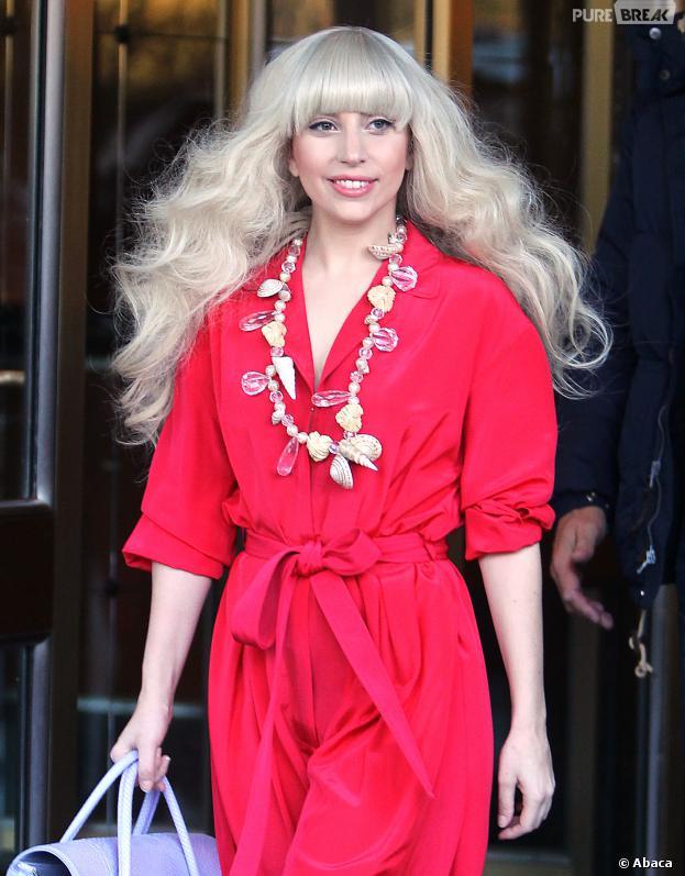 Lady Gaga au secours d'une fan suicidaire