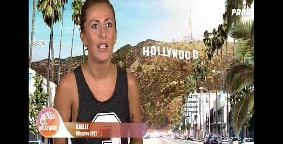 Les Ch'tis à Hollywood : Gaëlle folle amoureuse de Jordan