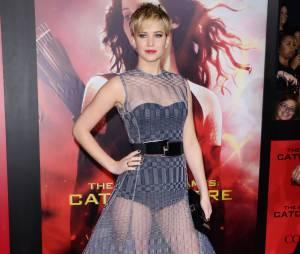 Jennifer Lawrence en deuxième position pour le plus corps parmi les stars selon le magazine FITNESS