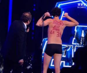 NMA 2014 : Max Boublil fait le show à Cannes et drague Shy'm