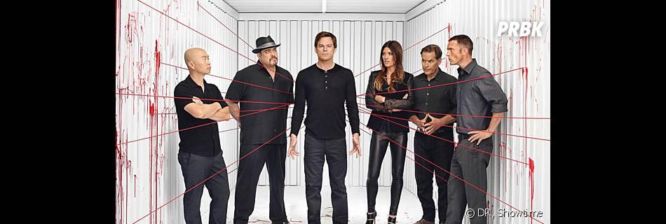 Les grands moments des séries en 2013 : Dexter se termine