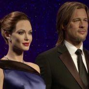 Angelina Jolie et Brad Pitt : leurs statues de cire dévoilées pour les 50 ans de l'acteur