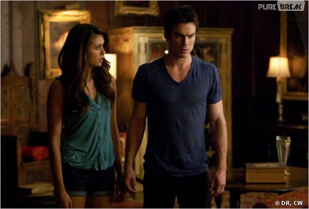 The Vampire Diaries saison 5 : quel avenir pour le Delena ?