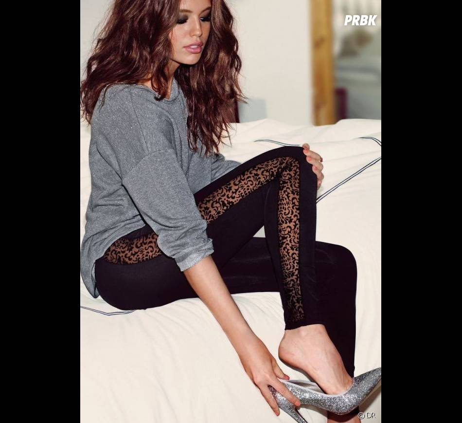 Look de nouvel an 2014 leggings only colour calzedonia - Look nouvel an ...