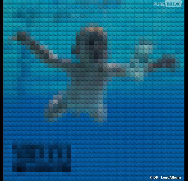 Un artiste reproduit des pochettes d'albums avec des Lego