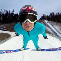 [VIDEO] GoPro invente le saut à ski version selfie