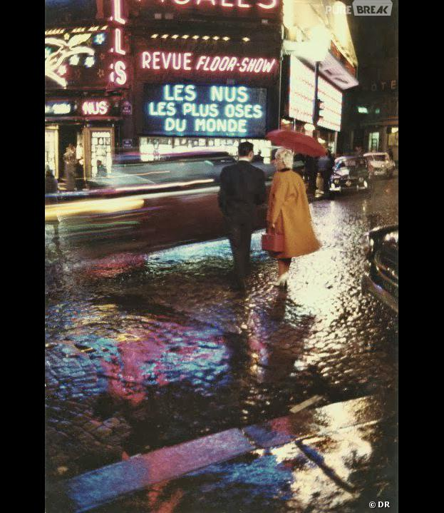 Paris dans les années 50 ça donne quoi ? De magnifiques photos