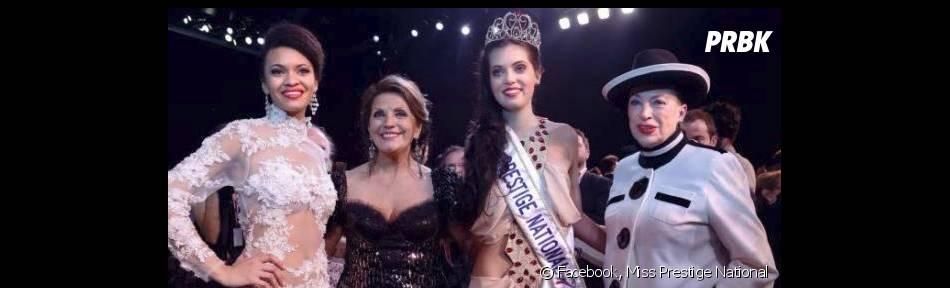 Miss Prestige National 2014 : Marie-Laure Cornu gagnante