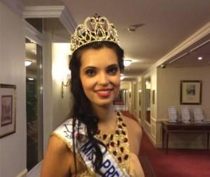 Miss Prestige National 2014 : Marie-Laure Cornu fan de mode, de photo et de golf