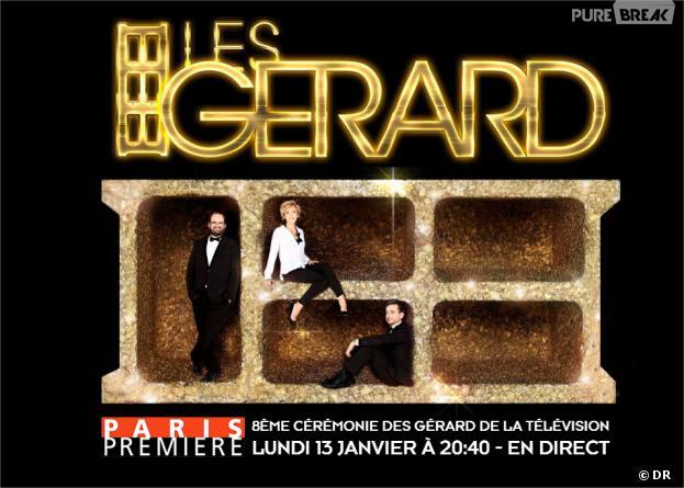Les Gérard de la télévision 2014 : le palmarès connu