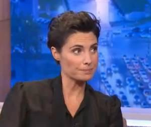 Les Gérard de la télévision 2014 : Alessandra Sublet a remporté le Gérard de l'animatrice