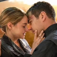 Divergente : Shailene Woodley et Theo James très proches sur une photo