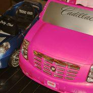Beyoncé : après la Lamborghini de North West, une Cadillac pour Blue Ivy