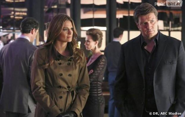 Castle saison 5, épisode 21 sur France 2 : le couple Caskett en danger ?