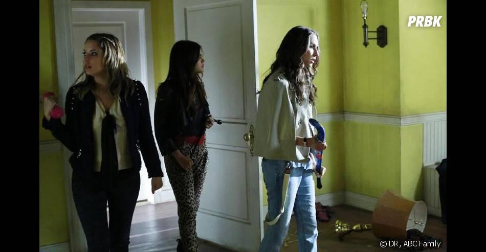 Pretty Little Liars saison 4, épisode 16 : à la recherche d'Ali