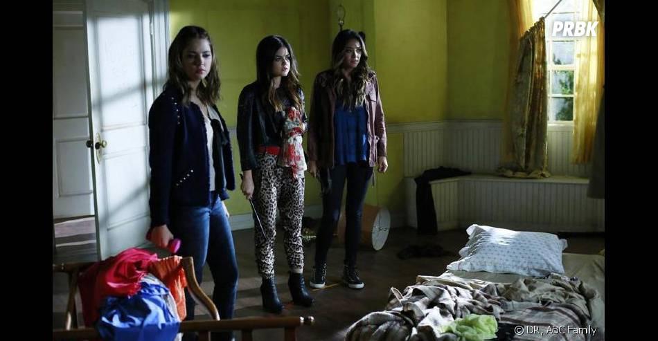 Pretty Little Liars saison 4, épisode 16 : Hanna, Aria et Emily
