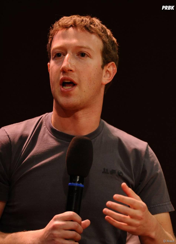 Selon une étude, Facebook, le réseau social de Mark Zuckerberg (ci-dessous) pourrait disparaître ou presque d'ici 2017