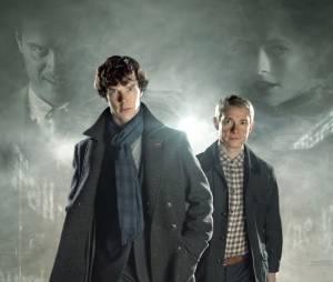 Sherlock : Benedict Cumberbatch et Martin Freeman, bientôt au cinéma ?