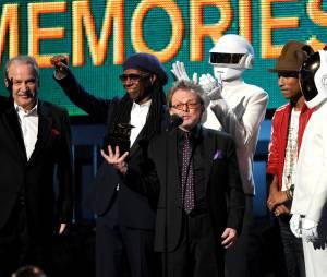 Grammy Awards 2014 : Daft Punk gagne trois trophées lors de la cérémonie qui s'est déroulée le 26 janvier 2014 à Los Angeles
