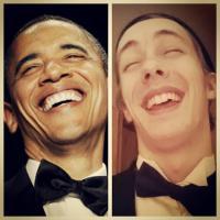 [PHOTOS] Un lycéen refait le portrait de tous les présidents américains